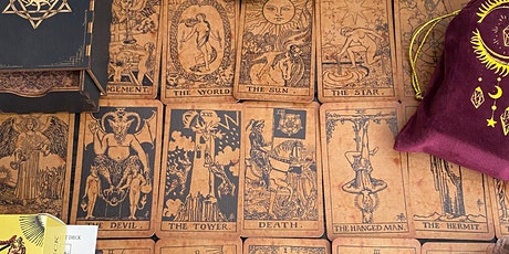 Tarot at the Museum with Connie Flanigan tickets