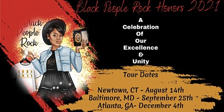 The 4th Annual Black People Rock Honors (Baltimore) tickets