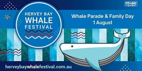Whale Parade Registration tickets