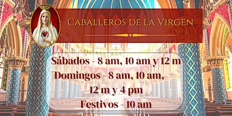Santa Misa Tocancipá entradas