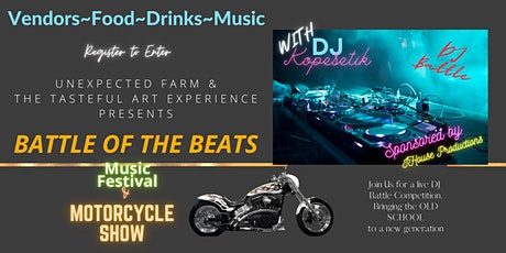 Copy of Battle of the Beats All Drake Night Music Festival  and Bike Show tickets