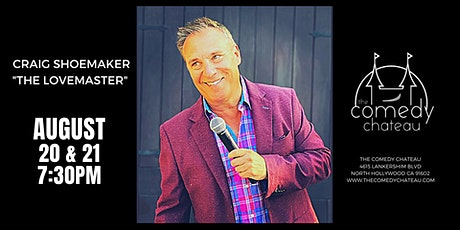 Craig Shoemaker at the Comedy Chateau tickets