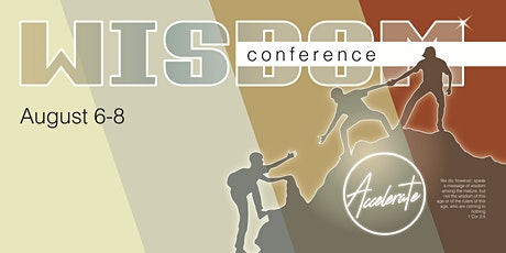 Wisdom Conference 2021 tickets
