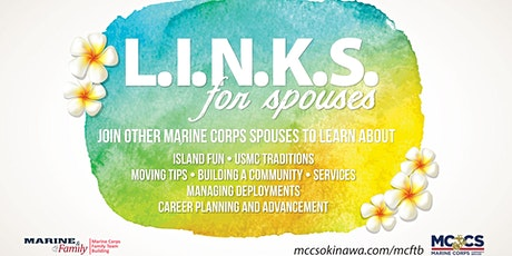 L.I.N.K.S. for Spouses (Kinser Oct.) tickets