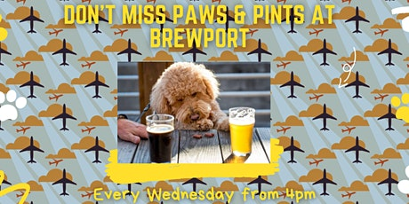 Paws and Pints tickets