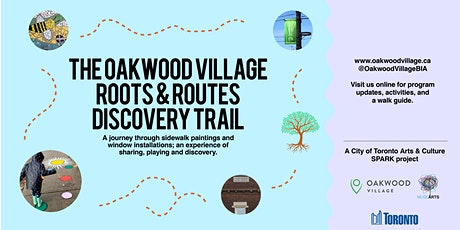 Oakwood Village Roots and Routes Knowledge Sharing with Phillip Cote tickets