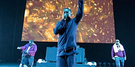 """3 Chambers Tour"" with Ghostface Killah, GZA (live band), Raekwon tickets"
