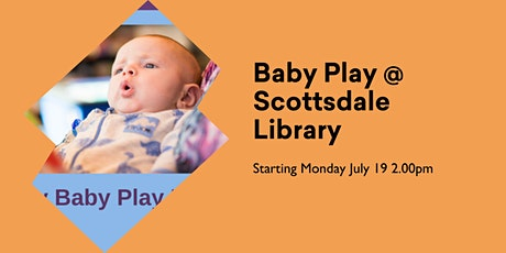 Baby Play @ Scottsdale Library tickets