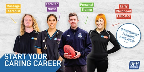 VFA Learning- School Leavers Info Night (Geelong Campus) tickets