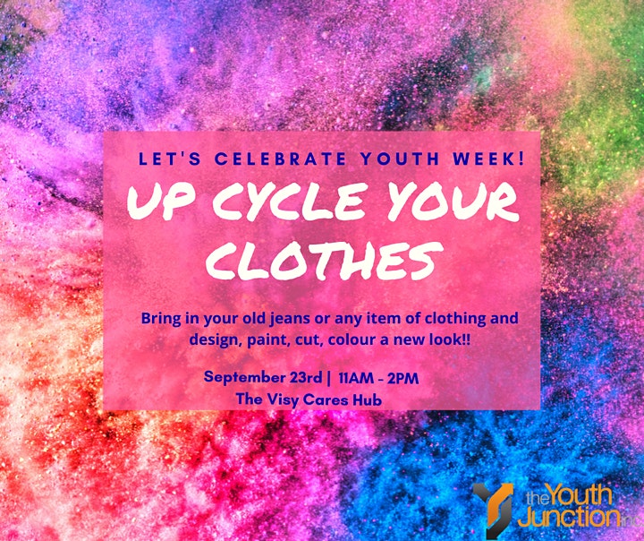 Up Cycle Your Clothes image