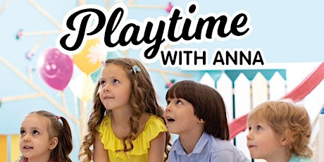 Playtime with Anna - Singleton Square (10am-11am) tickets
