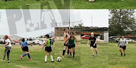 6pm Soccer Women Training SUNDAYS (Casual Level) tickets