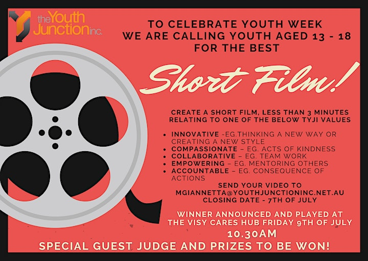 Short Film Competition image