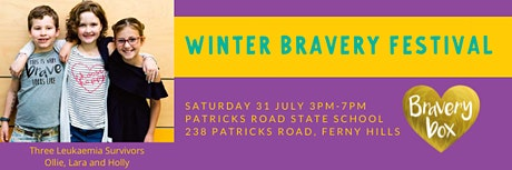 Winter Festival - Little Big Swim for Bravery Box tickets