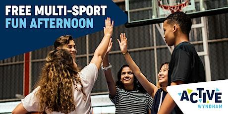 Active Wyndham Multi Sport Fun Afternoon tickets