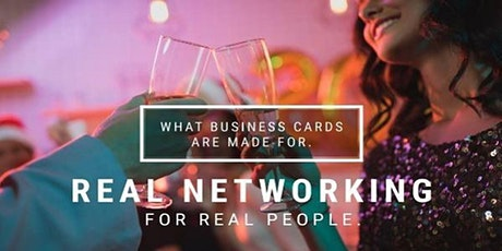 """""""Real Networking"""" tickets"""