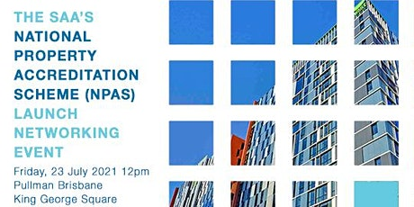 National Property Accreditation Scheme (NPAS) Launch Networking Event tickets