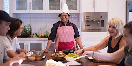 Sri Lankan Cooking Class tickets