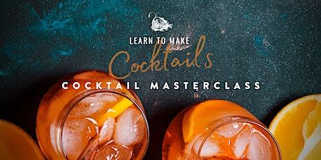Critters Distillery Cocktail Masterclass - August tickets