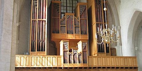 Orgelconcert met Dirk Luijmes Tickets