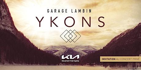 YKONS by Garage Lambin billets