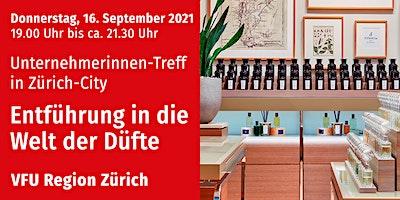 Unternehmerinnen-Treff, Zürich, 16.09.2021