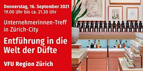 Unternehmerinnen-Treff, Zürich, 16.09.2021 Tickets