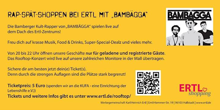 Spät-SHOPPEN bei ERTL feat. BAMBÄGGA: Bild