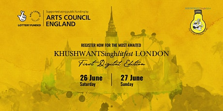 Khushwant Singh Literary Festival London tickets