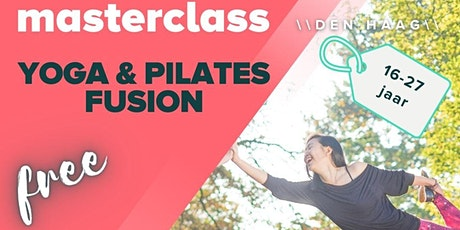 Masterclass yoga & pilates fusion tickets