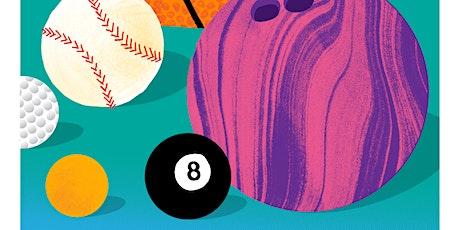 Still Life Drawing – Theme: Balls tickets