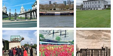 WALKING TOUR -  Greenwich Royal & Maritime History tickets