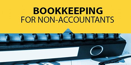 Live Webinar: Bookkeeping for Non-Accountants tickets