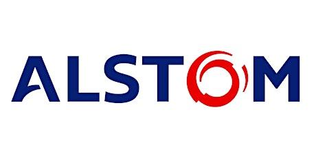 Alstom Apprenticeships Webinar tickets