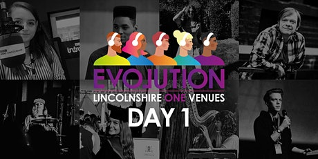 EVOLUTION Conference Day 1 tickets