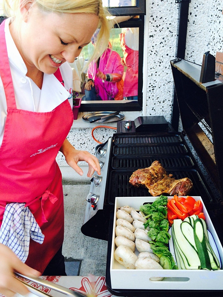 BBQ cook along with East Coast Cookery School and Athy Library! image