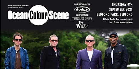 Ocean Colour Scene | Bedford Park tickets