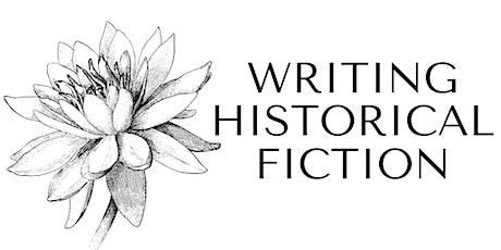Writing Historical Fiction (webinar) tickets