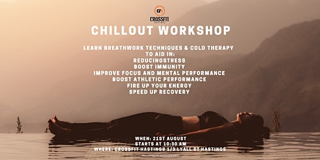 Chillout Workshop tickets