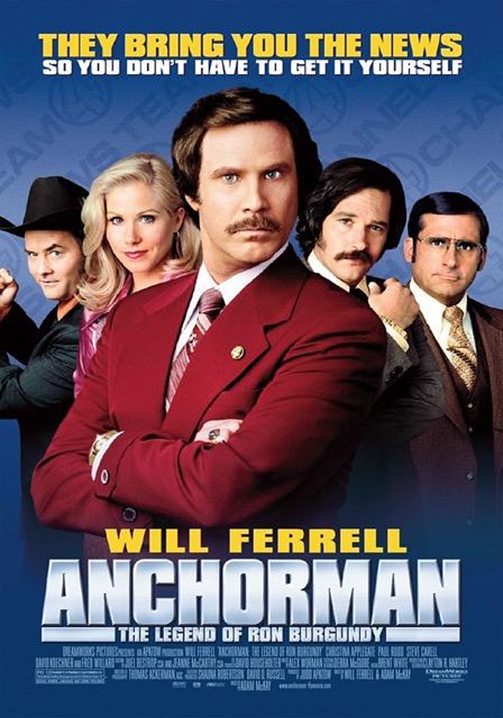 LCI Screenings: Anchorman: The Legend of Ron Burgundy (12A) image