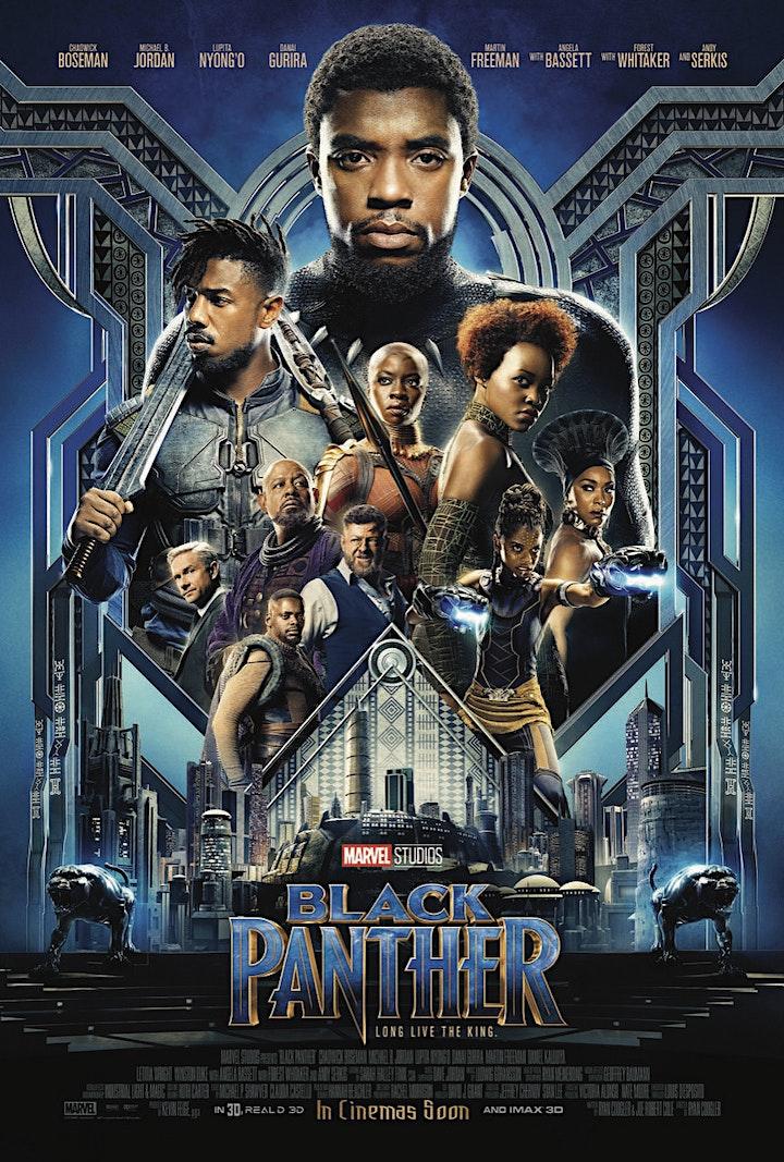 LCI Screenings: Black Panther (12A) image