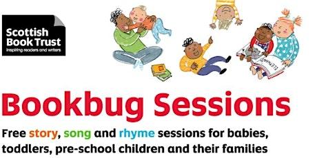 Summer of Wellbeing - Bookbug Mini tickets