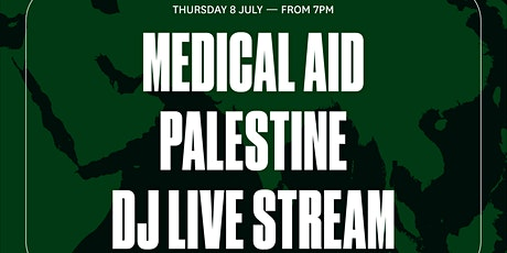 RepresentAsian x Shado Mag: Support for Medical Aid for Palestinians tickets