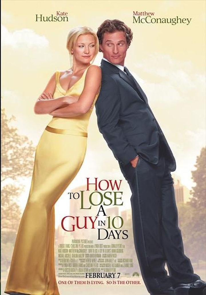 LCI Screenings: How to Lose a Guy in 10 Days (12A) image