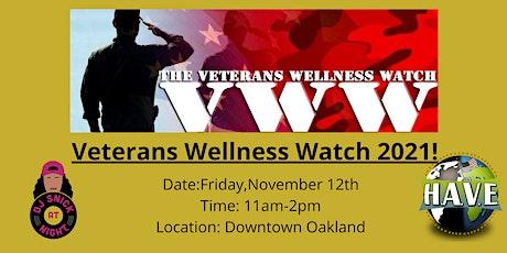 Veterans Wellness Watch 2021 tickets