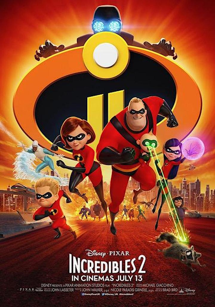 LCI Screenings:  Incredibles 2 (PG) image