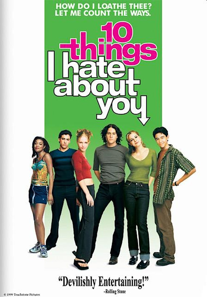 LCI Screenings:   10 Things I Hate About You (12) image