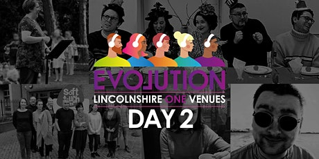 EVOLUTION Conference Day 2 tickets