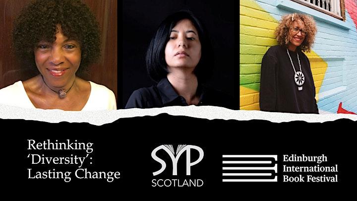 Edinburgh International Book Festival: Rethinking 'Diversity' in Publishing image