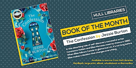 Online Book Club: The Confession tickets